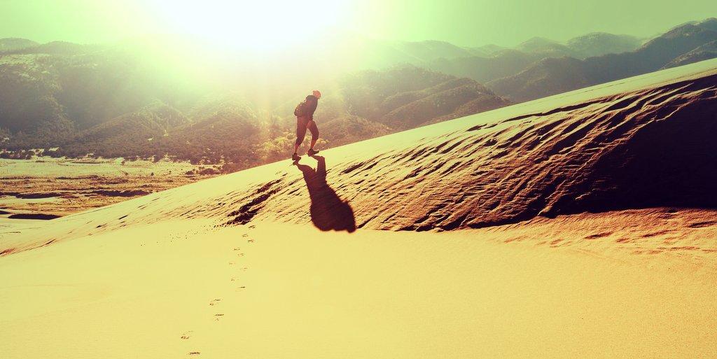 Kuszenie, grzech i pustynia