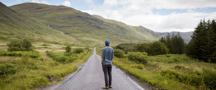 W drodze po szalenie proste życie