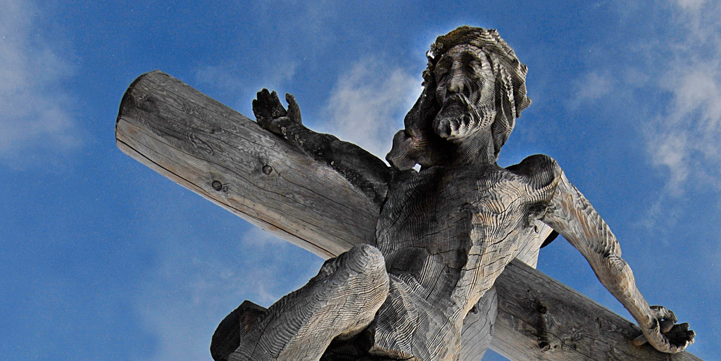 Jezus gorszyciel i chorzy na samousprawiedliwienie